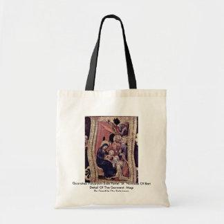 Quaratesi Polyptych-Side Panel: St. Nicholas Canvas Bag