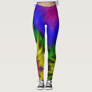 Quaraun the Insane Official Thullid Fabrics Leggings