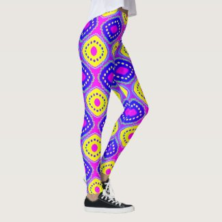 Quaraun the Insane - Official Thullid Print Leggings