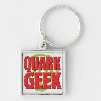Quark Geek Keychains