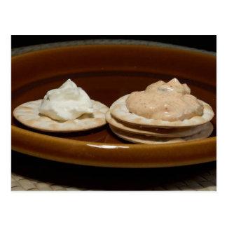 Quark Liptauer Cheese Postcard