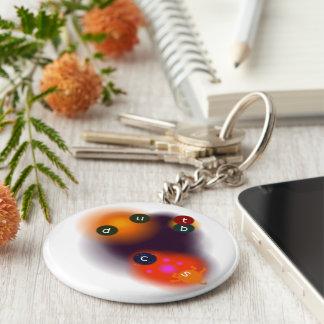 Quarks Keychain