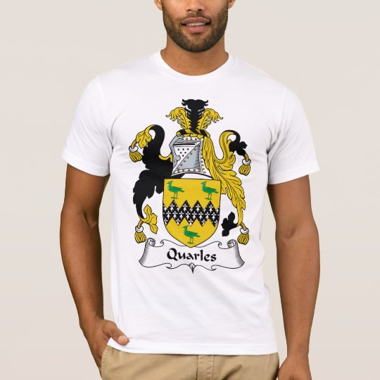 Quarles Family Crest T-Shirt