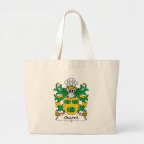 Quarrel Family Crest Bag