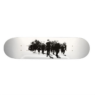 Quarrel Punks Skateboard