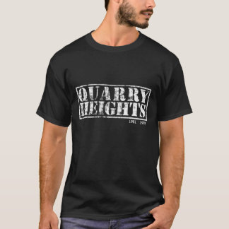 Quarry Heights & Years T-Shirt