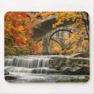 Quarry Rcok Falls Mouse Pads
