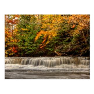 Quarry Rcok Falls Postcard