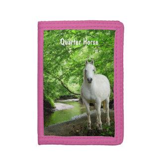 Quarte Horse creek forest Wallet