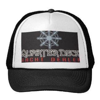 QUARTER DECK YACHT DEALER TRUCKER HAT