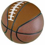 Quarter football - basketball