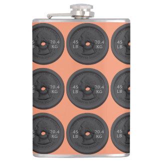 Quarter Hip Flask