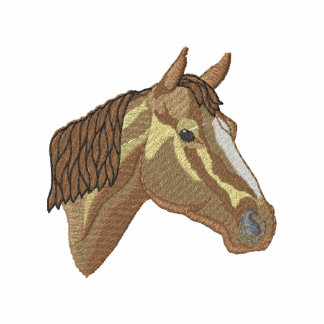 Quarter Horse Embroidered Hoody