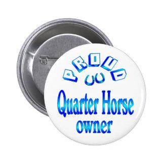 Quarter Horse Owner Button
