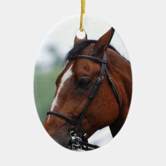 Quarter Horse Profile Ornaments