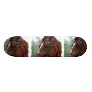 Quarter Horse Profile Skateboard