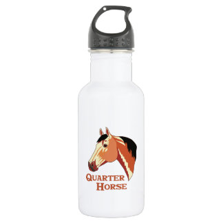 Quarter Horse Water Bottle