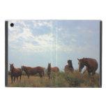 Quarter Horses Covers For iPad Mini