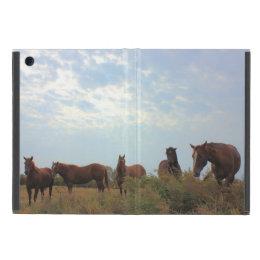 Quarter Horses iPad Mini Case