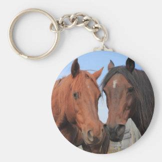 Quarter Horses Key Chains
