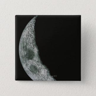 Quarter Moon Button