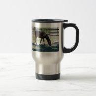 Quarter Paso Colt Grazing Mug