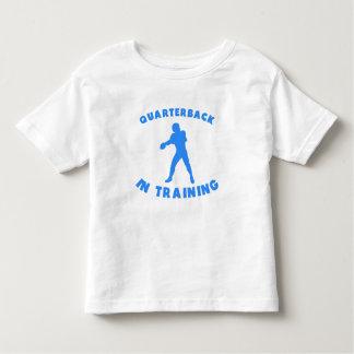 Quarterback In Training T Shirts
