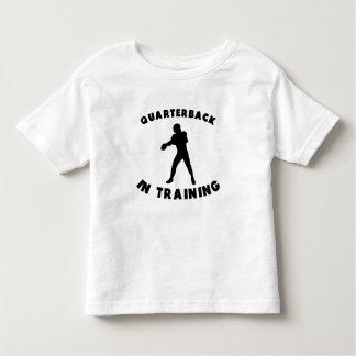 Quarterback In Training Tee Shirts