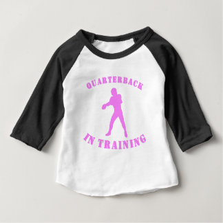 Quarterback In Training Tees