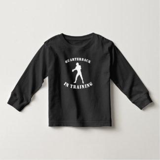 Quarterback In Training Toddler T-shirt