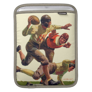 Quarterback Pass Sleeve For iPads