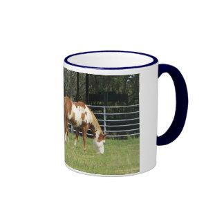 Quarterhorse Ringer Mug