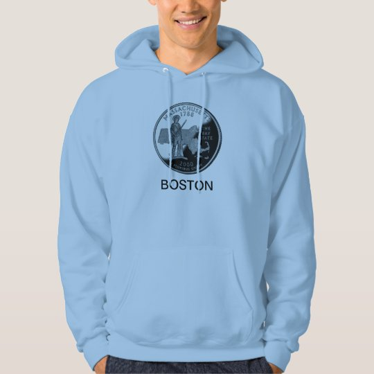 Quarters - Massachusetts Hoodie