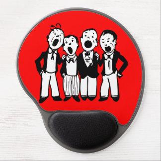 Quartet Gel Mouse Pad