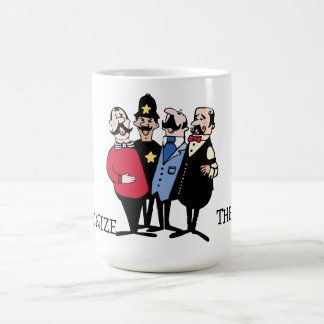 Quartet Harmony Coffee Mug