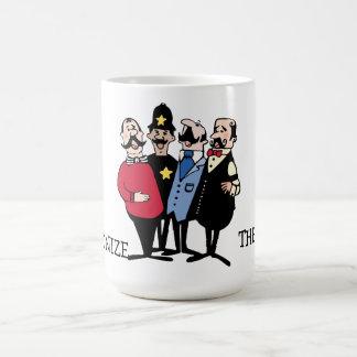Quartet Harmony Classic White Coffee Mug