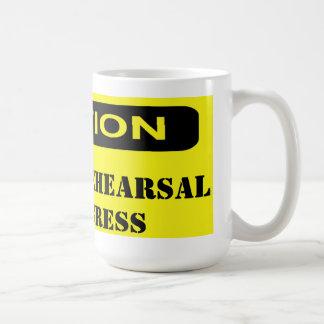 Quartet Rearsal Classic White Coffee Mug