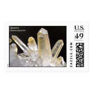 Quartz 3 postage stamp