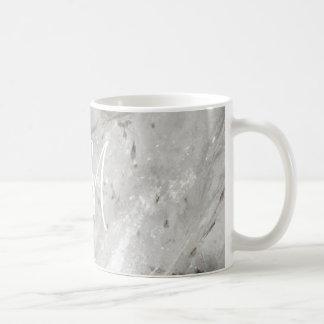 Quartz Crystal Photography Custom Monogram Mug