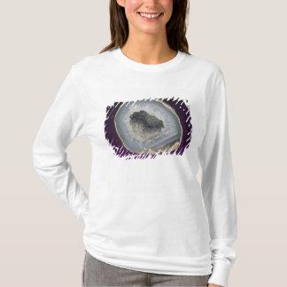 Quartz Geode Cut Open T-Shirt