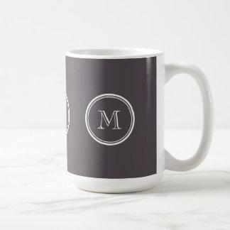 Quartz High End Colored Personalized Coffee Mug