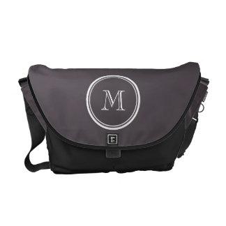 Quartz High End Colored Personalized Courier Bag