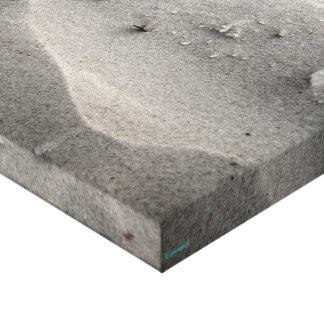 Quartz Sand Stretched Canvas