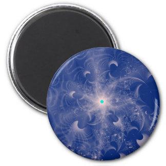 Quasar Fridge Magnet