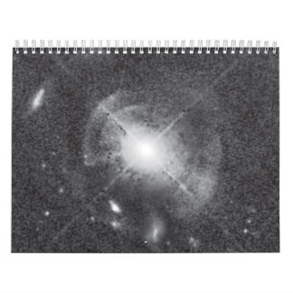 Quasar MC2 1635+119 Enhanced Wall Calendar
