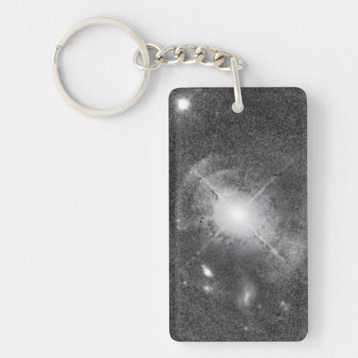Quasar MC2 1635+119 (Enhanced) Acrylic Keychain