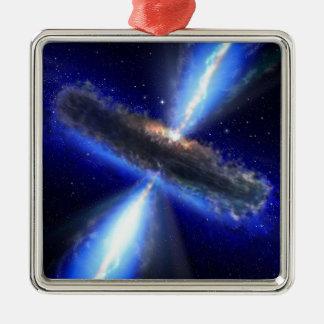 Quasar Christmas Tree Ornament
