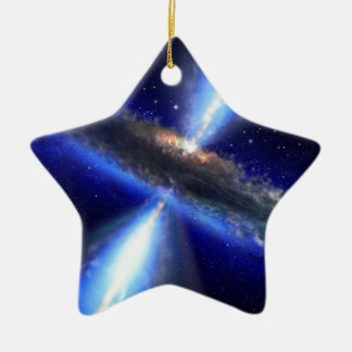 Quasar Christmas Ornaments