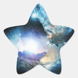 Quasar Star Sticker