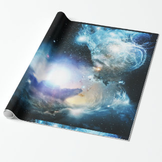 Quasar Wrapping Paper